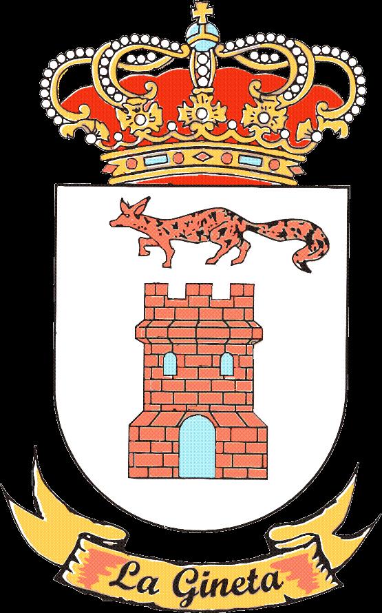 Escudo de AYUNTAMIENTO DE GINETA, LA