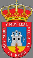 Escudo de AYUNTAMIENTO DE LA RODA