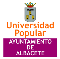 Escudo de UNIVERSIDAD POPULAR (AYUNTAMIENTO DE ALBACETE)